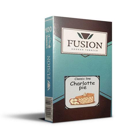 Табак Fusion Soft Charlotte Pie 100 г