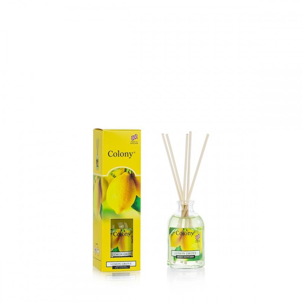 Аромамини-диффузор Лимонный сад