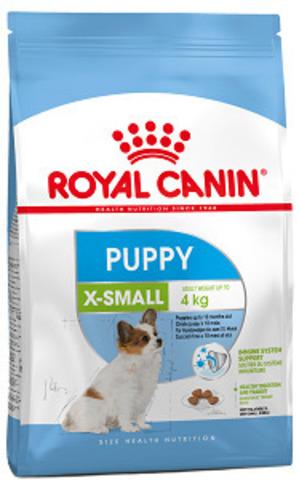 Royal Canin X-small Puppy сухой корм для щенков миниатюрных пород до 10 месяцев
