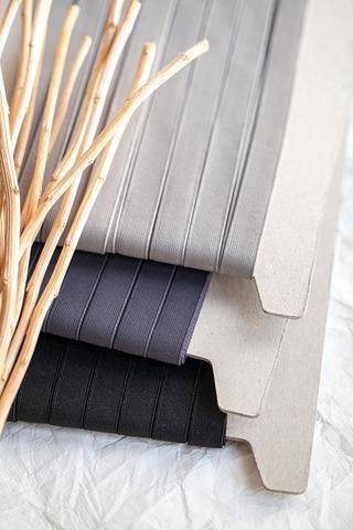 Декоративная резинка шириной 15 мм, 3 цвета