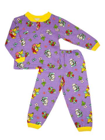 Пижама теплая 9638