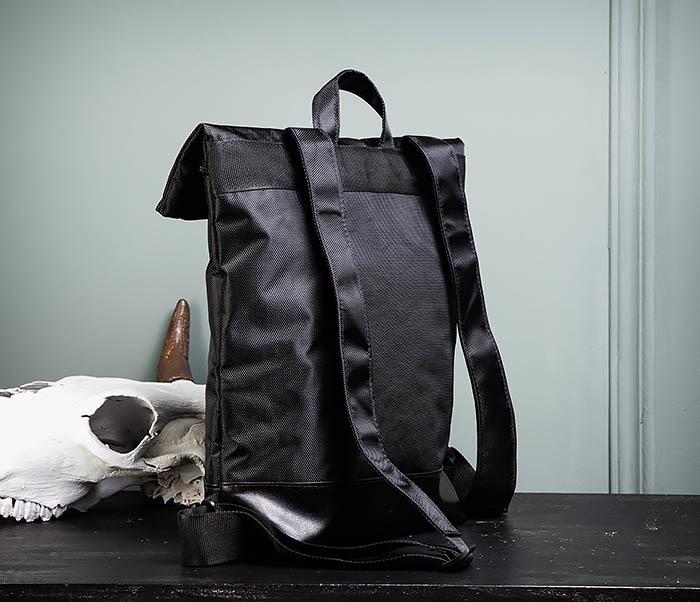 BAG461-1 Городской мужской рюкзак из ткани «Оксфорд» фото 06