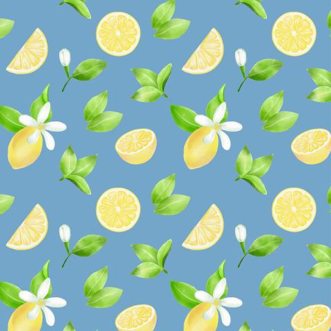 Лимонное лето