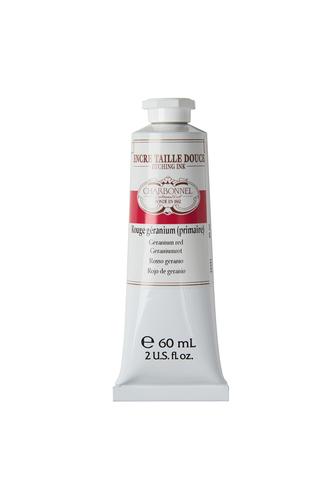 Краска офортная 60 мл туба, красная герань Lefranc&Bourgeois