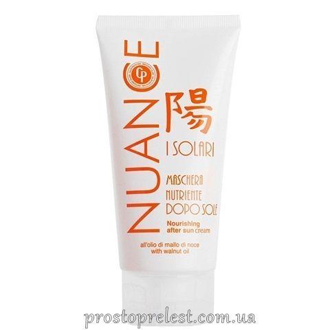 Punti di Vista Nuance Nourishing After Sun Cream Solari - Зволожуюча маска з олією волоського горіха