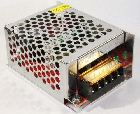 Блок питания 60Вт, 12В, IP23 для светодиодных лент и модулей