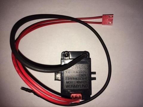 Блок электроники QUATTRO ELEMENTI QE35GA/QE50GA высоковольтный (GTK-05015)