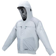 Куртка искрозащищенная аккумуляторная Makita DFJ407Z2XL