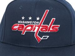 Бейсболка NHL Washington Capitals Snapback