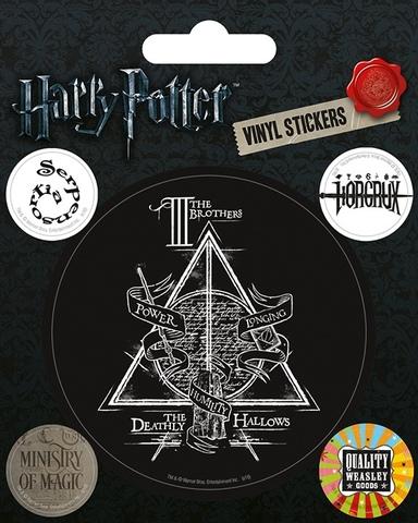 Стикерпак «Гарри Поттер (символы)»