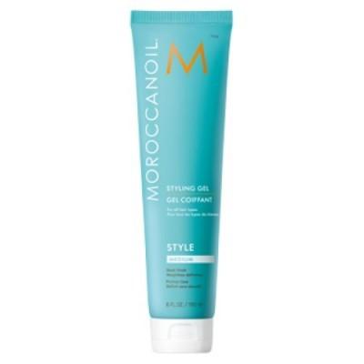 Moroccanoil Styling: Гель для укладки волос (Styling Gel), 180мл