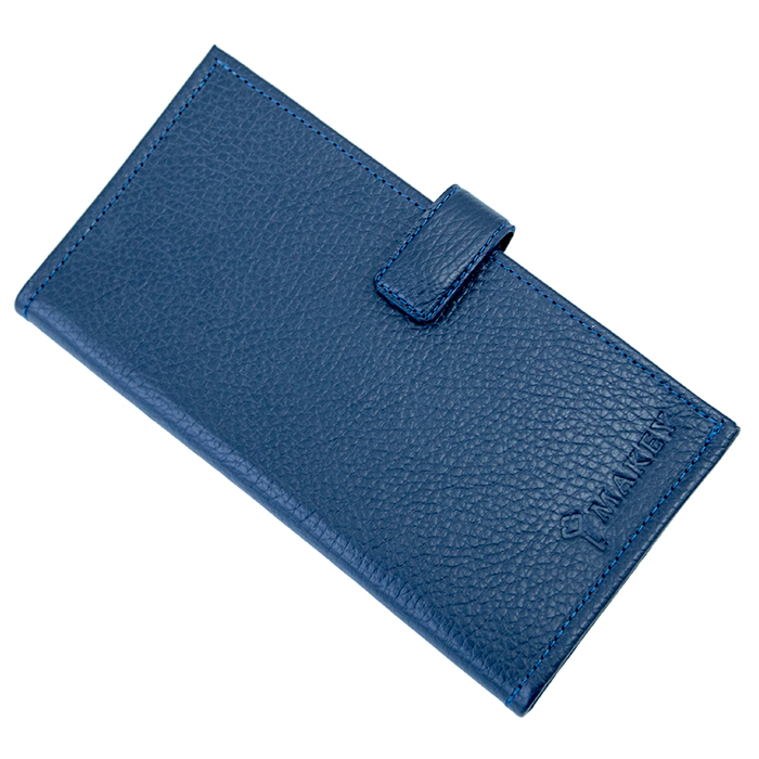 Портмоне «Лонгер». Цвет синий