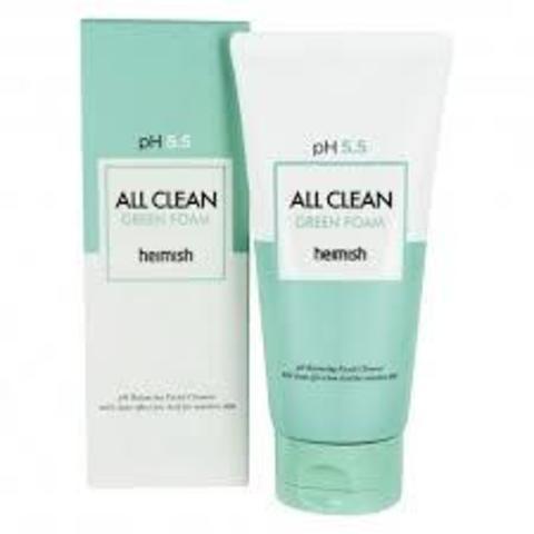 Heimish pH 5.5 All Clean Green Foam 150 ml