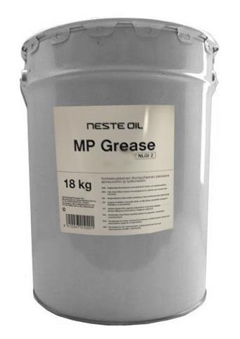 Смазка пластичная Neste MP Grease 18 кг