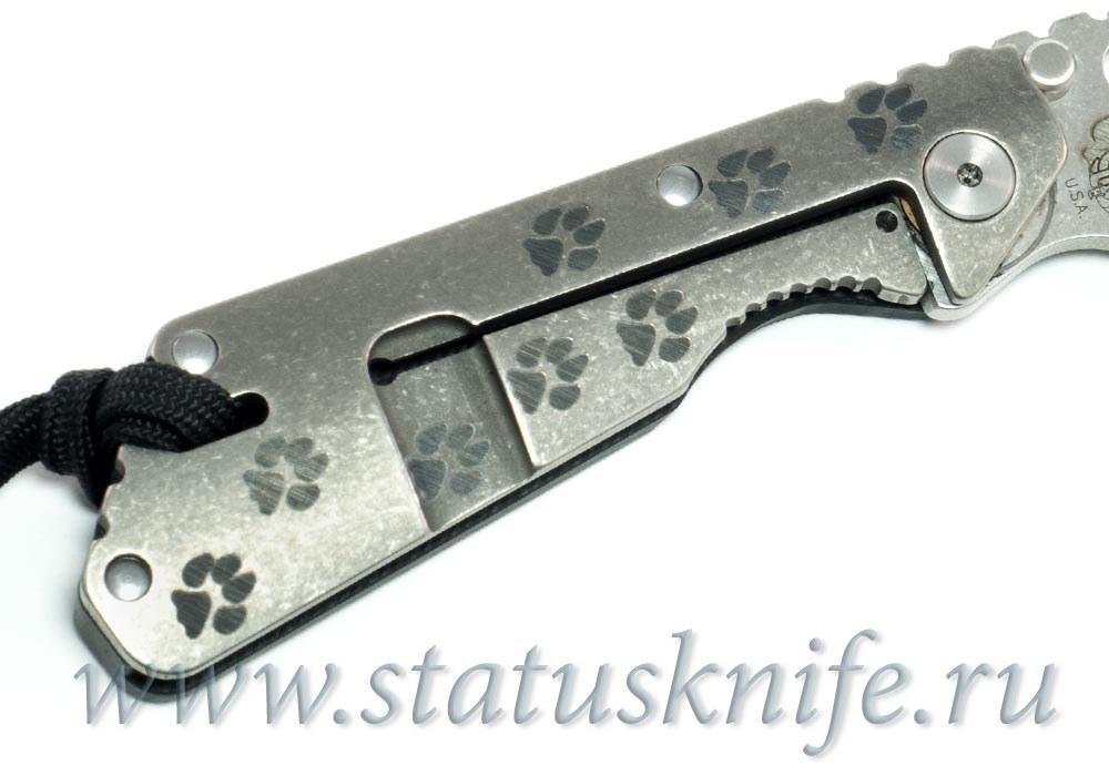 Нож Mick Strider PT CC Dog Tag limited - фотография