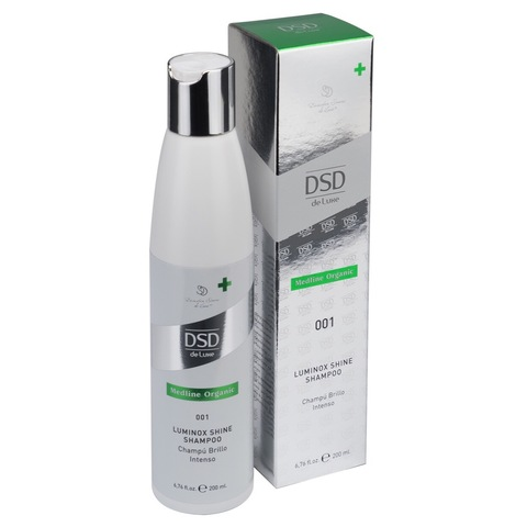 DSD de Luxe Люминокс шайн шампунь 001 Luminox Shine Shampoo