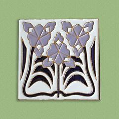 Плитка Каф'декоръ 10*10см., арт.049