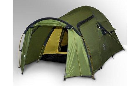 Палатка Canadian Camper Cyclone 2 (серо-голубой)