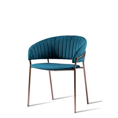 Стул-кресло Phoebe by Light Room (синий)