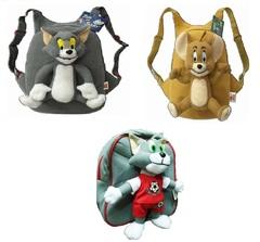 Том и Джерри рюкзак мягкая игрушка