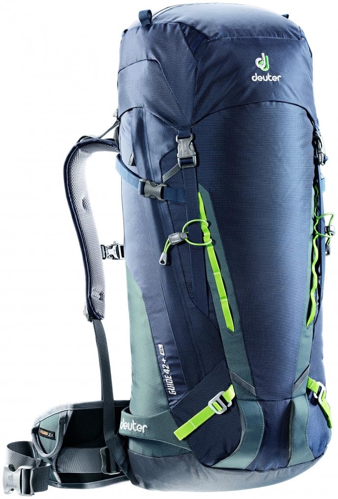 Рюкзаки для скитура Рюкзак удлиненный альпинистский Deuter Guide 42+ EL 686xauto-8784-Guide42uEL-3400-17.jpg