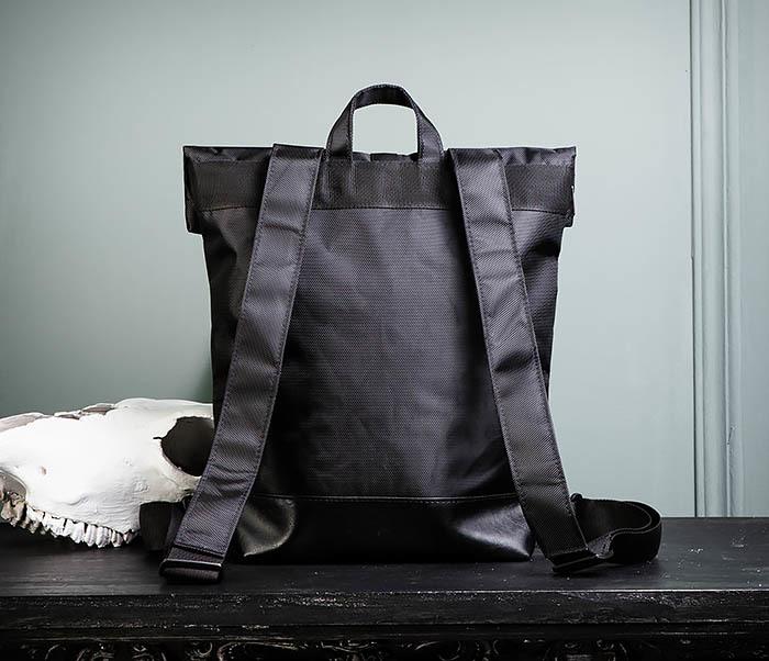 BAG461-1 Городской мужской рюкзак из ткани «Оксфорд» фото 08