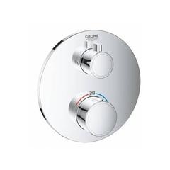 Термостат для душа встраиваемый на 2 потребителя Grohe Grohtherm 24076000 фото