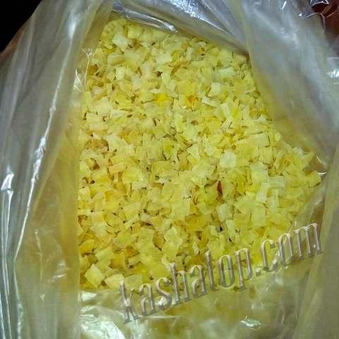 Картофель сушёный, кубик, высший сорт, 500г Заказать в магазине Каша из топора