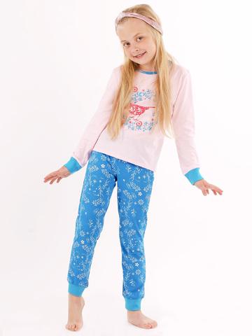 Пижама (джемпер+брюки) для девочки, Batik