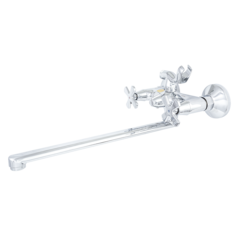 Смеситель для ванны Main R2202 с двумя рукоятками