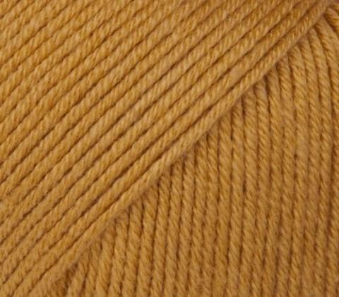 Пряжа Gazzal Baby Cotton XL 3447 горчица
