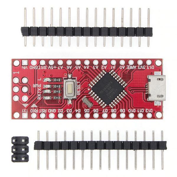 NANO 3.0 CH340G без ног (ATmega168, microUSB)