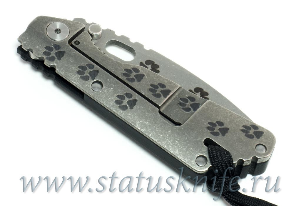 Нож Mick Strider PT CC Dog Tag limited - фотография