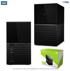 Внешний HDD Western Digital My Book Duo 20TB USB 3.0 RAID (2 x 10TB) WD
