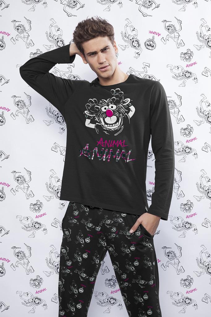 Хлопковая мужская пижама Disney