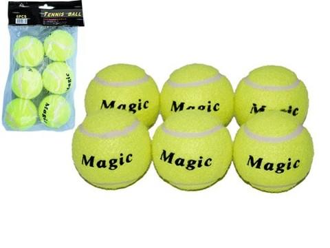 Мяч для б/т Magic PVC  (6 шт в упаковке) для тренировок и любительской игры. :(ТО306):