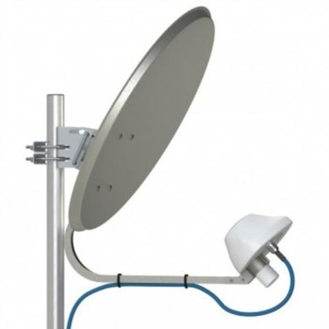 AX-2000 OFFSET - облучатель для офсетного спутникового рефлектора