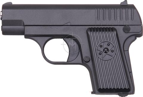 Cтрайкбольный пистолет Galaxy G.11 ТТ mini металлический, пружинный