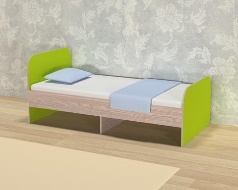 Кровать ИСЛАНДИЯ-5-1900-0900 /1932*800*936/