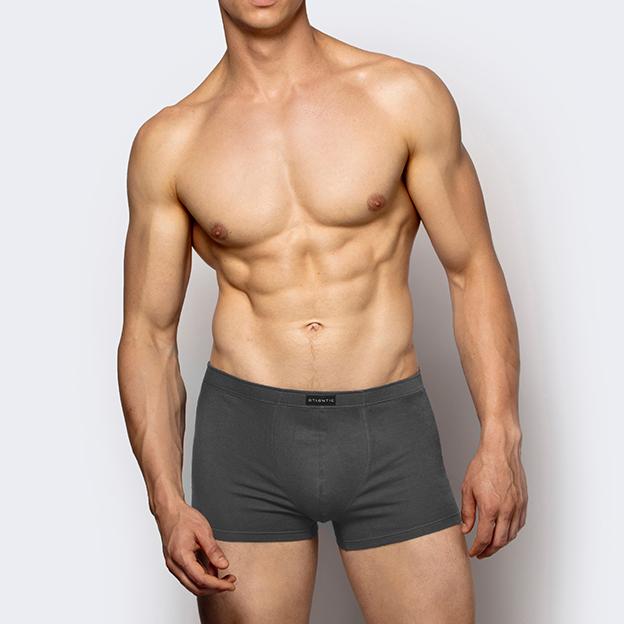 Трусы мужские шорты Basic 3BMH-007 хлопок. Набор из 3 шт. GRF