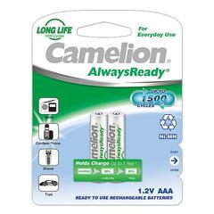 Аккумуляторы Camelion R 03/4bl 600mAh Ni-MH (Always Ready)