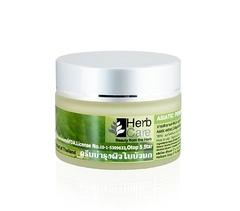 Ночной крем для лица с маслом Оливы, Жожоба и с экстрактом Центеллы, HerbCare