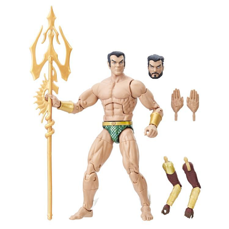 Фигурка Нэмор (Sub-Mariner) Marvel Legends 15 см