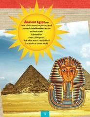 Ancient Egypt (Explore Our World). Reader with cross-platform application. Книга для чтения (с ссылкой на электронное приложение)