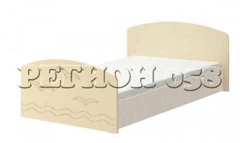 Кровать Юниор-2 матовая, 80х200