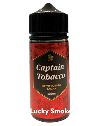 Жидкость Captain Tobacco 100 мл Фруктовый Табак