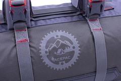 Велосумка на руль Acepac Bar Roll 16L grey - 2