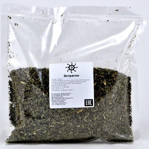 Эстрагон (тархун) сушеный резаный, 500г
