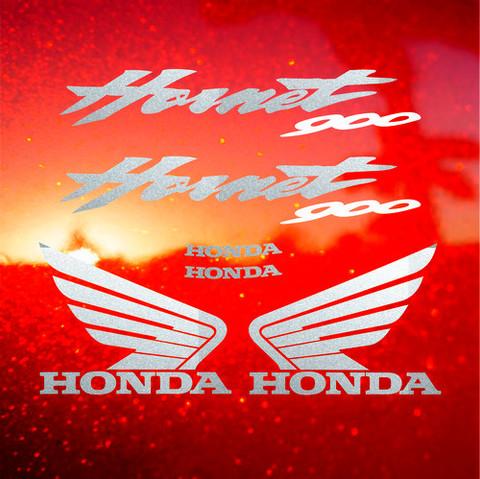 Набор виниловых наклеек на мотоцикл HONDA CB900F HORNET 2003