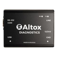 Адаптер диагностический ALTOX DIAGNOSTICS v4.0